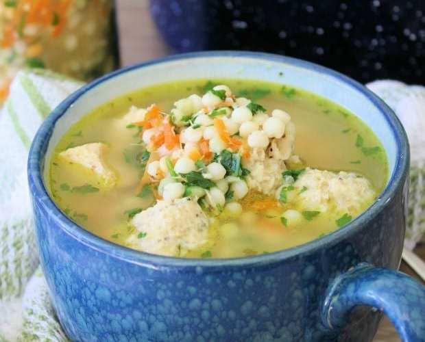 Copycat Progresso Chickarina Soup
