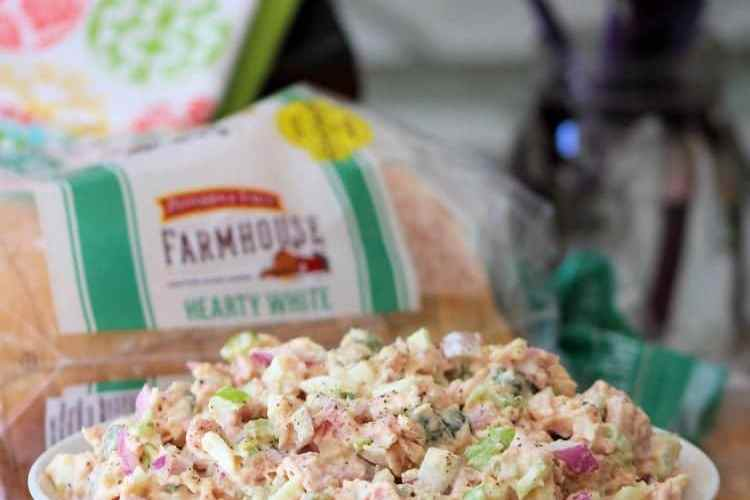 Southern Ham Salad on Pepperidge Farm Farmhouse® Hearty White Bread