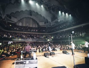 Arkells at Massey Hall – 04/11/16: Concert Review & Setlist
