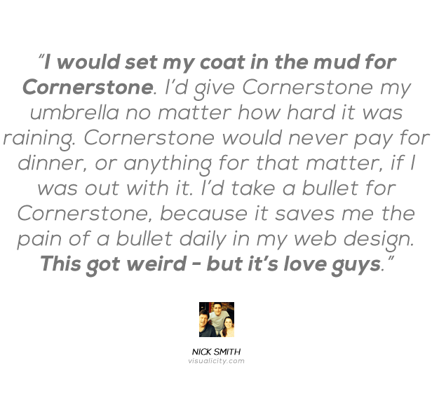 Cornerstone | The WordPress Page Builder 12
