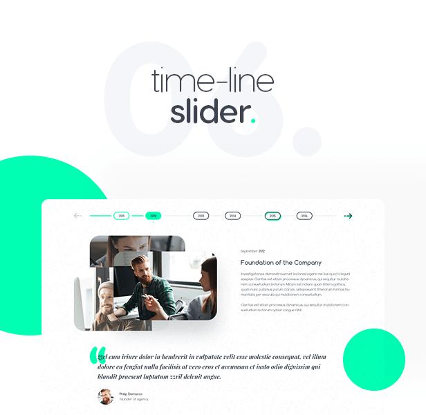 Time Line Slider