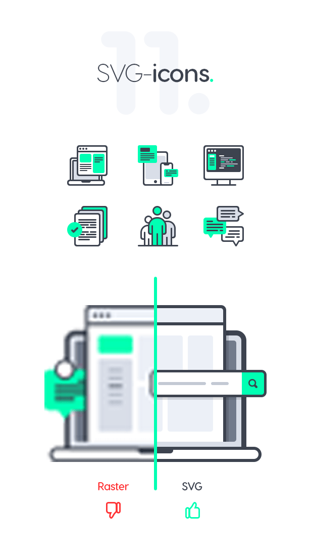 Svg Icons package