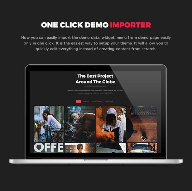 Cordon - Responsive One & Multi Page Portfolio Theme - 4