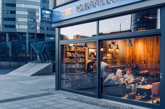 Coffee Store - Cafe WordPress Theme