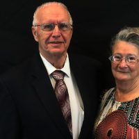 Dennis & Grace Shilts~ Associate Pastor