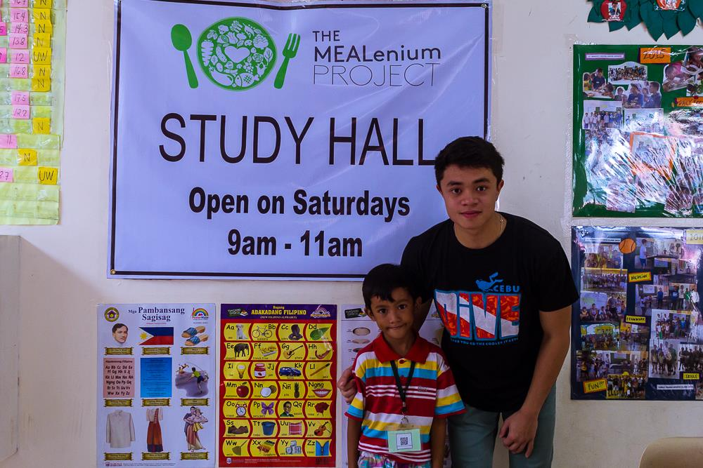 Study Hall Now Open!