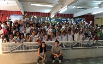 Lupang Pangako Elementary Christmas Gift Giving