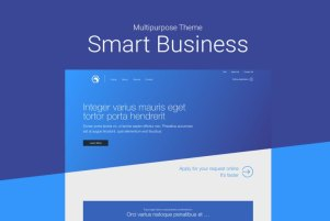 Smart Business – Multipurpose Theme
