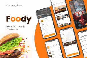 Foody - Delivery Mobile App