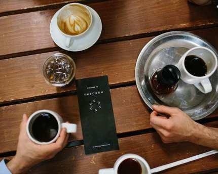 Change You Community - Theorem Coffee