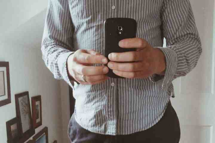 How your phone is keeping you stuck