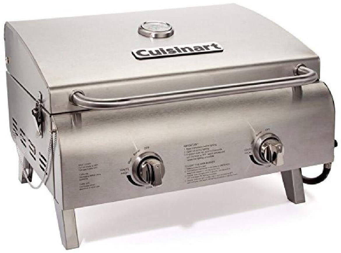 Cuisinart Chef Style Portable Tabletop Grill