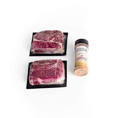 Aged Angus Top Sirloin by Nebraska Star Beef
