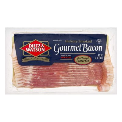 Dietz & Watson Imported Gourmet Bacon