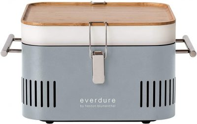 Everdure By Heston Blumenthal CUBE 17-Inch Portable Charcoal Grill