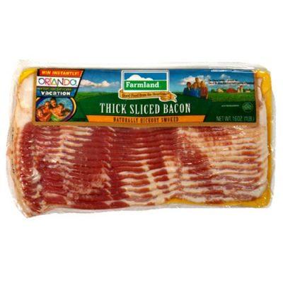 Farmland Bacon, Thick Sliced Bacon