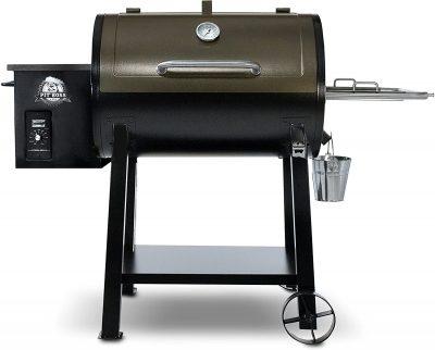PIT BOSS PB440D2 Wood Pellet Grill