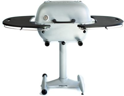 Portable Kitchen PK360 Cast Aluminum Charcoal Grill & Smoker