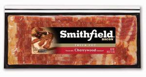 Smithfield Naturally Cherrywood Smoked Bacon
