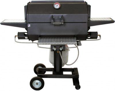 Smokin Cajun 30-Inch Propane Gas Grill