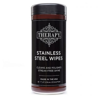 Therapy Stainless Steel Wipes
