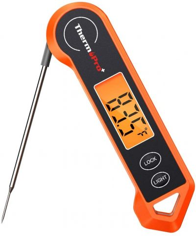 ThermoPro TP19H Waterproof Instant Read Thermometer