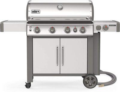 Weber Genesis II S-435 Natural Gas Grill
