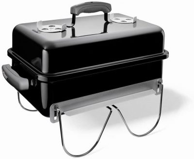 Weber Go-Anywhere Portable Charcoal Grill