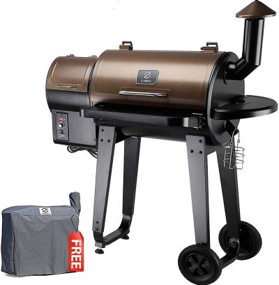 Z GRILLS ZPG-450A Grill
