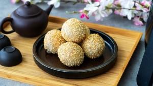[Air Fryer Series] Sesame Balls
