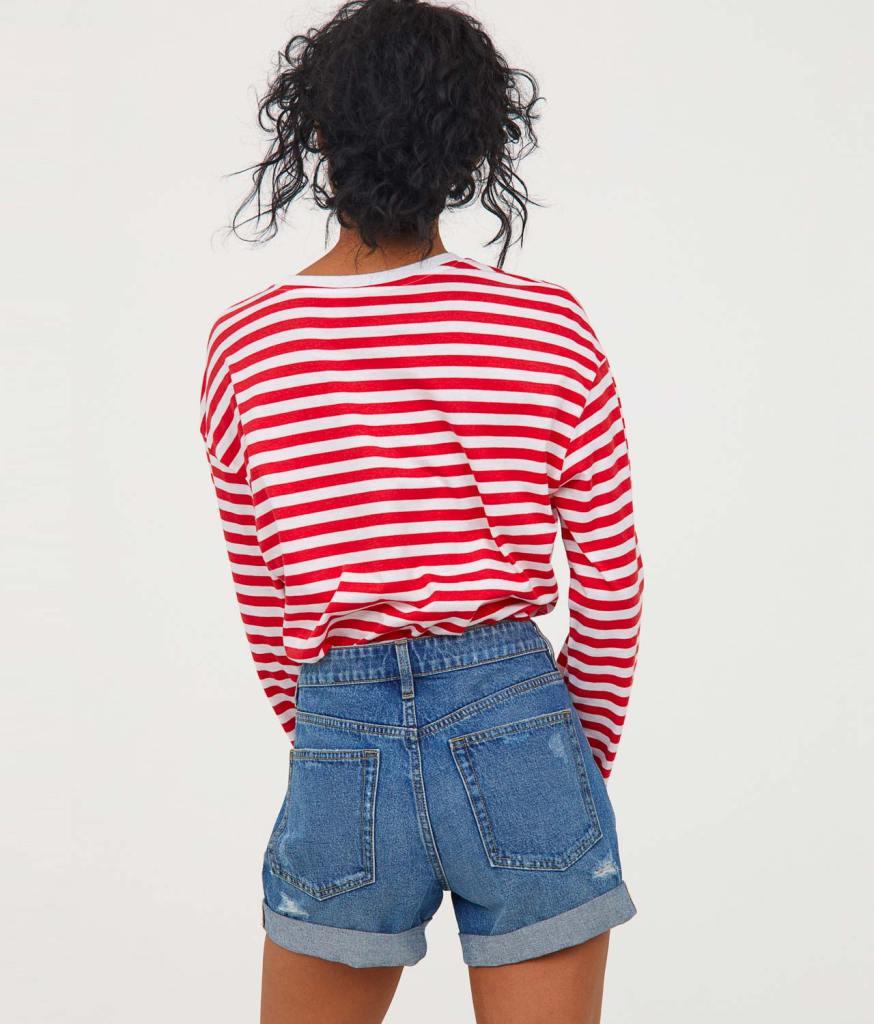 Summer Shorts Back