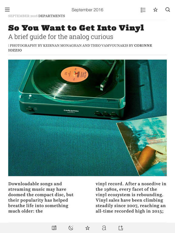 Playboy Magazine в iPad