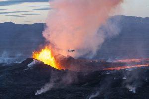 Репортер Таймс, освещавший извержение вулкана в Исландии, поставил дейтлан SKAFTAFELL — в честь национального исландского парка