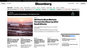 Bloomberg title page