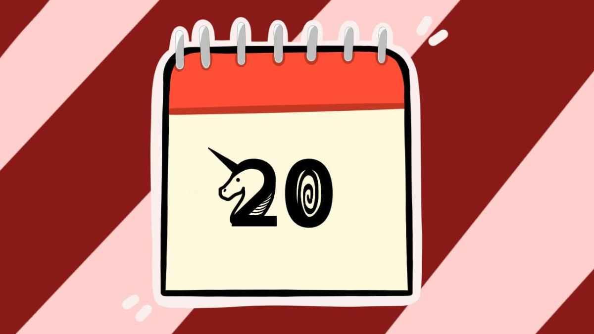 Двадцатое число. Иллюстрация Александры Амзиной