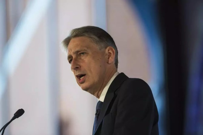 PR Basics, Philip Hammond