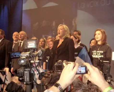 The Power of the Personal Marine_Le_Pen