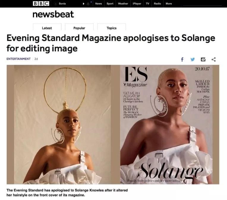 Misrepresented in the media