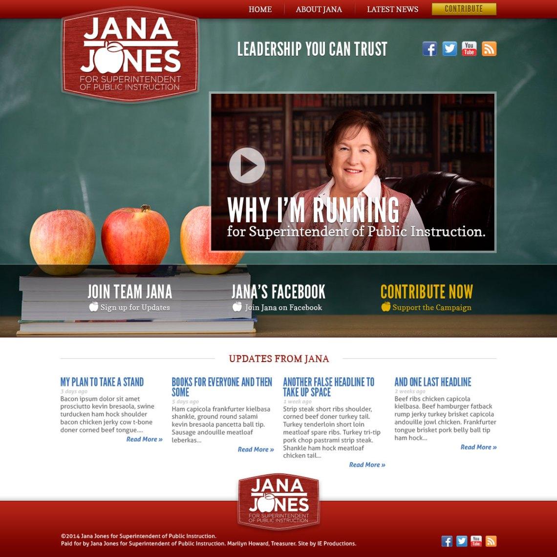 Jana Jones 4 Idaho