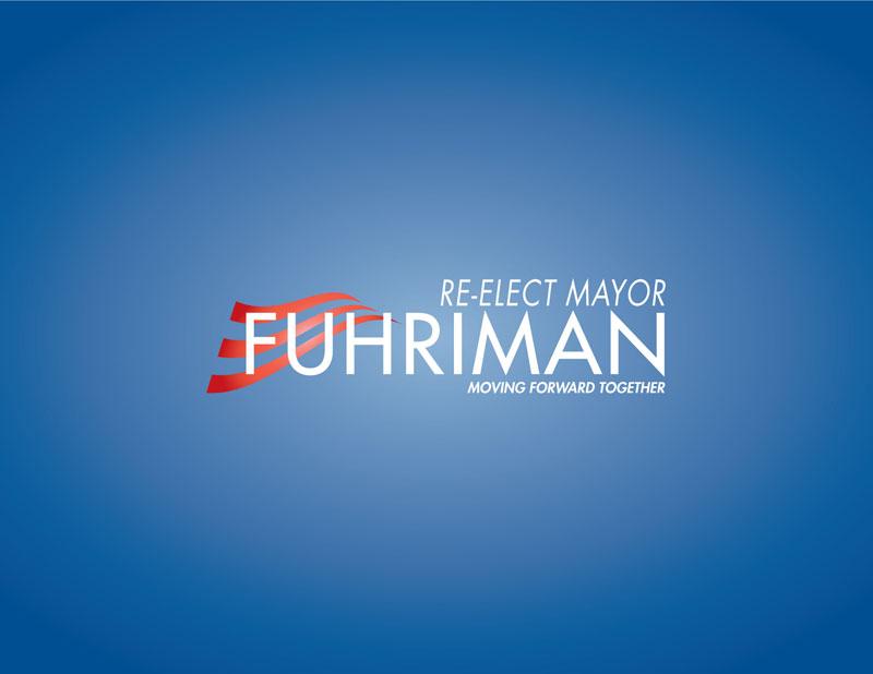 Re-Elect Mayor Fuhriman Logo