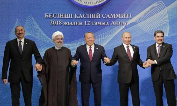 The Caspian Sea Convention
