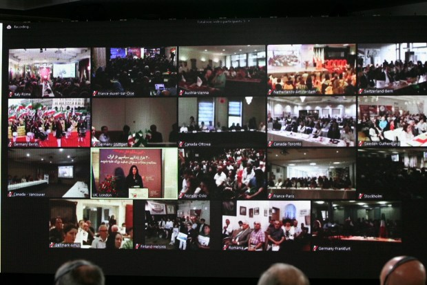 Europe, North America, 250 Iranian communitiesÕ online conference in 20 cities commemorates 30th anniversary of 1988 massacreConference Commemorates the 30th Anniversary of Iran 1988 Massacre