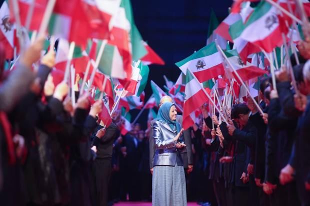 Support for Iranian Resistance at Global Conference