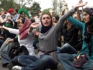 Misinformation Campaign Ramps Up As Protest in Iran Increase