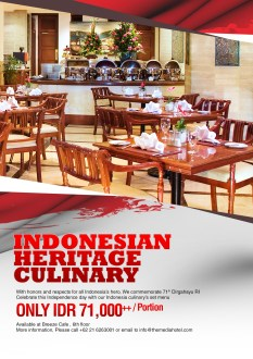 INDONESIA HERITAGE CULINARY