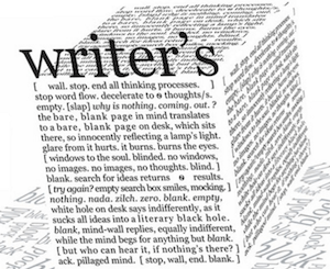 Writer's block? Maybe not!