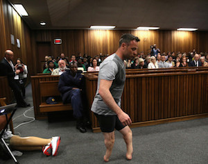 'The Oscar Pistorius Interview': Are we being manipulated? If so, by who?