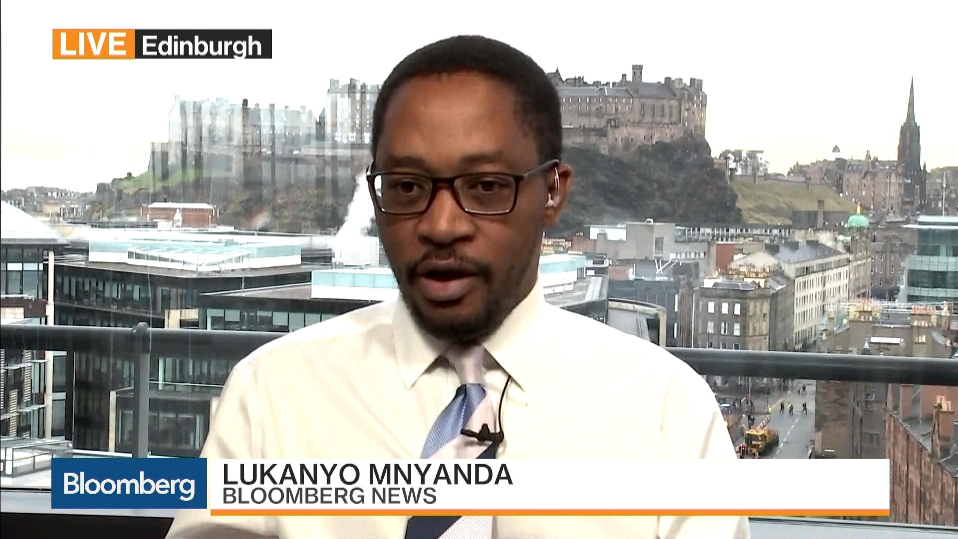 New editor for Business Day as Lukanyo Mnyanda takes helm