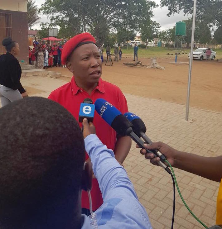 Editors call on Equality Court to deal with EFF's anti-media threats