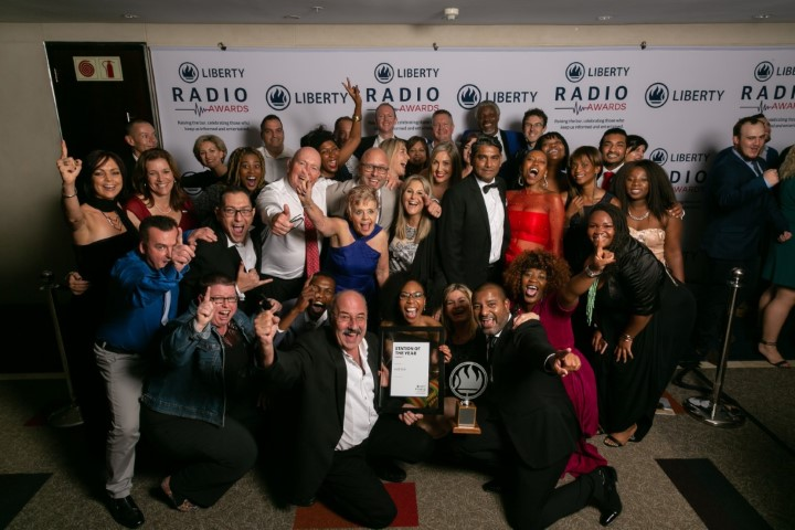 Hot 91.9FM burns bright at 2018 Liberty Radio Awards
